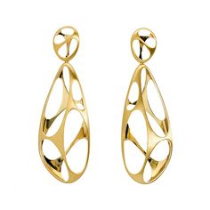 Antonio Bernardo earrings; he's one of my fave high-end jewelry designers