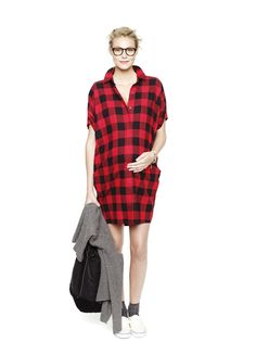 The Button Down Dres