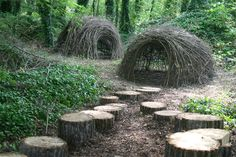 Ijams Journal: Just for kids: Jo's Grove, nature playscape opens Saturday – natural playground ideas Kids Backyard Playground, Backyard For Kids, Playground Ideas, Children Playground, Gazebo, Outdoor Play Spaces, Diy Garden, Garden Ideas, Outdoor Classroom