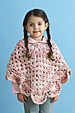 Knitting Pattern For Childs Poncho Childs Poncho Elliefants Delights. Knitting Pattern For Childs Poncho Poncho Kids Autumn Winter Models Patterns Kat. Crochet Baby Poncho, Crochet Poncho Patterns, Crochet Girls, Crochet Jacket, Crochet For Kids, Crochet Shawl, Free Crochet, Knit Crochet, Crochet Lion
