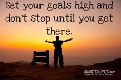 There is not better feeling than reaching a goal! www.START.ac #crowdfunding
