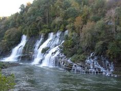 Tennessee!  Rock Island State Park hosts Waterfall Weekend on March 17 & 18. Visit one of our many waterfalls or take a guided hike with the park naturalist. Views of waterfalls can be easily seen from the Mill parking lot and Twin Falls parking lot. Guided hikes will be offered March 17 and 18. Registration not required. Trail maps and more information may be accessed at the park Visitor Center.