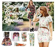 #moodboard #fashion #trend #style #inspiration #floral #summer
