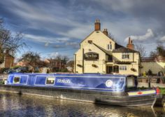 Ashley Franklin returns to Shardlow to find it still a perfect place to work, live and while away the hours watching the boats go by Derbyshire, Green Grass, Perfect Place, Roots, Hiking, England, Places, Art, Walks