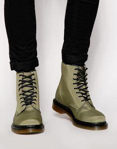 Dr Martens Castel Aviator Boots