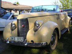 1938 Studebaker Commander Tourer