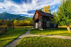 Bull river guard station montana