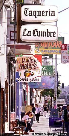 Mission: 16th & Valencia Streets — San Francisco Neighborhoods — Travel — SFGate - SFGate