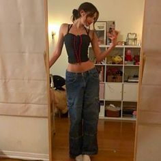 2000s Fashion, Girl Fashion, Fashion Outfits, Fashion 2020, Fashion Trends, Aesthetic Fashion, Aesthetic Clothes, Pretty Outfits, Cute Outfits