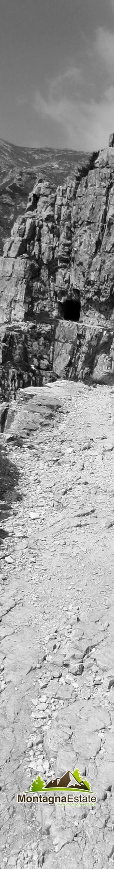 Mount Pasubio #alps #italy