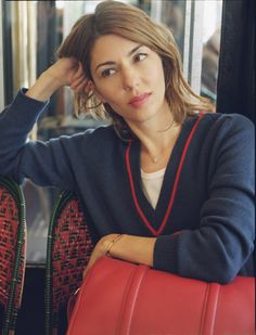 Sofia Coppola for Luis Vuitton by Andrew Durham.
