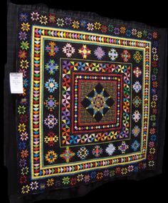 stars for a new day quilt pattern | 2013 AQS Lancaster Quilt Show Stars For A Bright New Day Photo by ...