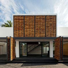 México: Casa Estudio en el Mar Chapalico - ARSº Atelier de Arquitecturas