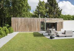 Eiken bijgebouwen garden home pinterest