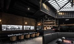 Mott 32 by Joyce Wang in Hong Kong
