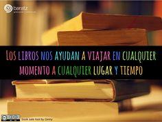Los libros nos ayuda