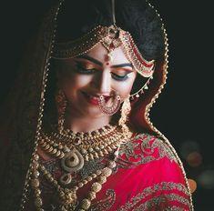 Indian Wedding Couple Photography, Indian Wedding Bride, Wedding Girl, Bride Photography, Bridal Wedding Dresses, Photography Services, Wedding Lehnga, Shadow Photography, Wedding Shoot
