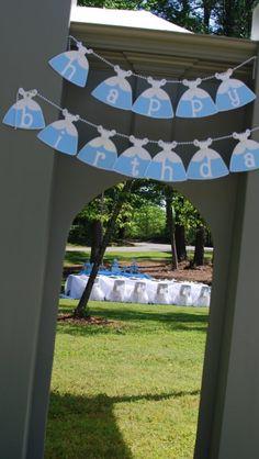 Cinderella party castle