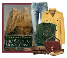 """""""The Count of Monte Cristo"""" by ameve ❤ liked on Polyvore"""