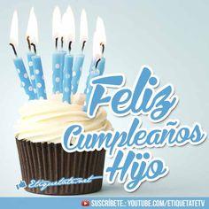 Saludos para Cumpleaños para un Hijo con imágenes divertidas VER EN ░▒▓██► http://etiquetate.net/saludos-para-cumpleanos-para-un-hijo-con-imagenes-divertidas/