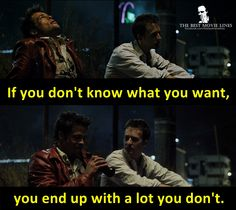 - Fight Club