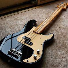 Love a P bass