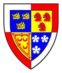 Arms of Gordon of Abergeldie