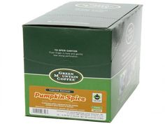 Green Mountain Coffee K-Cup for Keurig Brewers, Pumpkin Spice, 24 Count	by Green Mountain Coffee