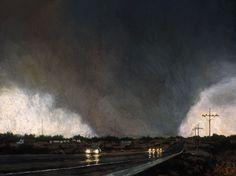 John Brosio –Tornado Paintings