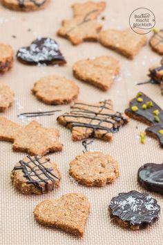 Clean Eating Kekse zum Ausstechen