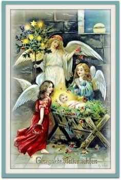 Heilig Abend - The Nativity