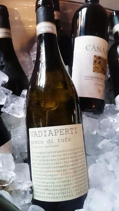 Our second course is paired with Greco di Tufo, Cantina Vadiaperti, Campania #winetasting #wine @AmeliasOfficial