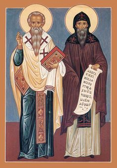 On the occasion of the anniversary of the Moravian Mission Saints Cyril and Methodius with the approval of a Slavic worship, the Catholic Church in 1880 determined that the world should celebra.