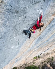 Margo Hayes, Biographie, Ceuse, climbing