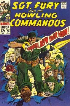 Not technically a superhero, but Gabe Jones is one of the first black characters to appear in mainstream comics, and probably the oldest one still being written today. Debuting in 1963 as a private in Sgt. Fury & His Howling Commandos, Gabe followed the career path of Nick Fury (a white guy in the comics before being thoroughly redefined by Samuel L. Jackson) going from World War II soldier, to Cold War super-spy, to the big screen where he was portrayed by Derek Luke in Marvel's Captain…