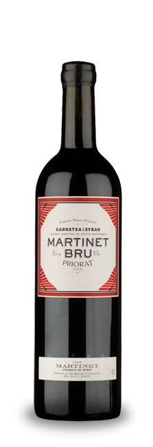 Martinet Bru 2009. Spanish Red Wine Priorat at decantalo.com 90PK 17,95€!