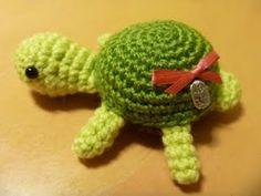 adorable turtle cross stitch!