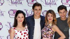 Lodoviaca Comello, Jorge Blanco, Martina Stoessel