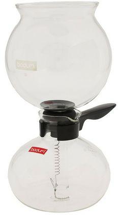 Bodum Santos Vacuum Coffee Maker, 8 cup/1 L/ 34 fl oz on shopstyle.com