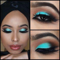 Did someone say it's summer? #imumakeup #makeup #summermakeup