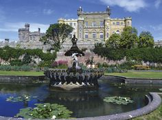 Culzean Castle in Ayrshire, Scotland | Fourteen Fairytale Castles You'll Want To Visit Right Now | Azamara Club Cruises