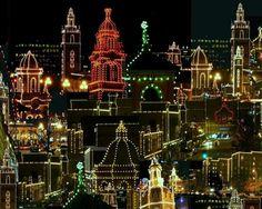 Plaza Lights in Kansas City Missouri