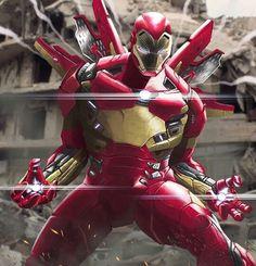 Iron Man  ...