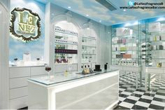 Le Nez Fragrance Bar Shop At First mall Four seasons Giza Egypt