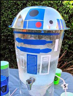 R2D2 Water Pitcher