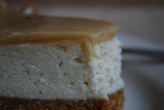 Upiecz mnie - Butterscotch cheescake
