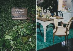 bloom & arrow events via The Cream Los Angeles | photo by Rad and in Love | 100 Layer Cake