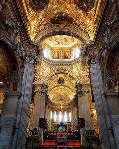 Basílica de Bérgamo #bergamo #italy #Italia #basílica #weekend #escapada #sanvalentin #valentines2016 #valentinesday #blog #dosmaletas #instagramoftheday #saintvalentinesday #picoftheday