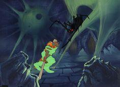 dragon's lair animation cell - Recherche Google