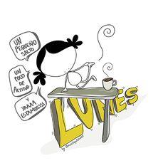 Un pequeño saltito, una taza de café (cargadito) y a por el lunesssss. Eeeeeegunon mundo!!! ¡¡¡Compártelo!!!